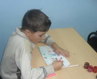 2013г прошёл конкурс рисунков спорт в